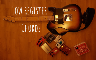 Low Register Chords
