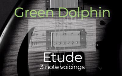Green Dolphin Chordal Etude
