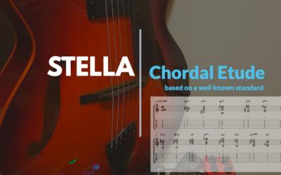 Stella Chordal Etude