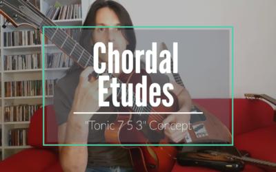 Chordal Etude T 7 5 3