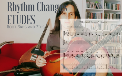 Rhythm Changes Etudes
