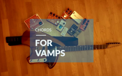 Chords for Vamps