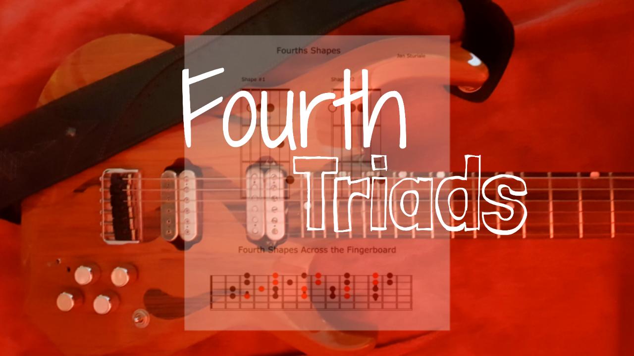 fourth triads
