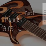 Triad Pairs (melodic minor) – Part II